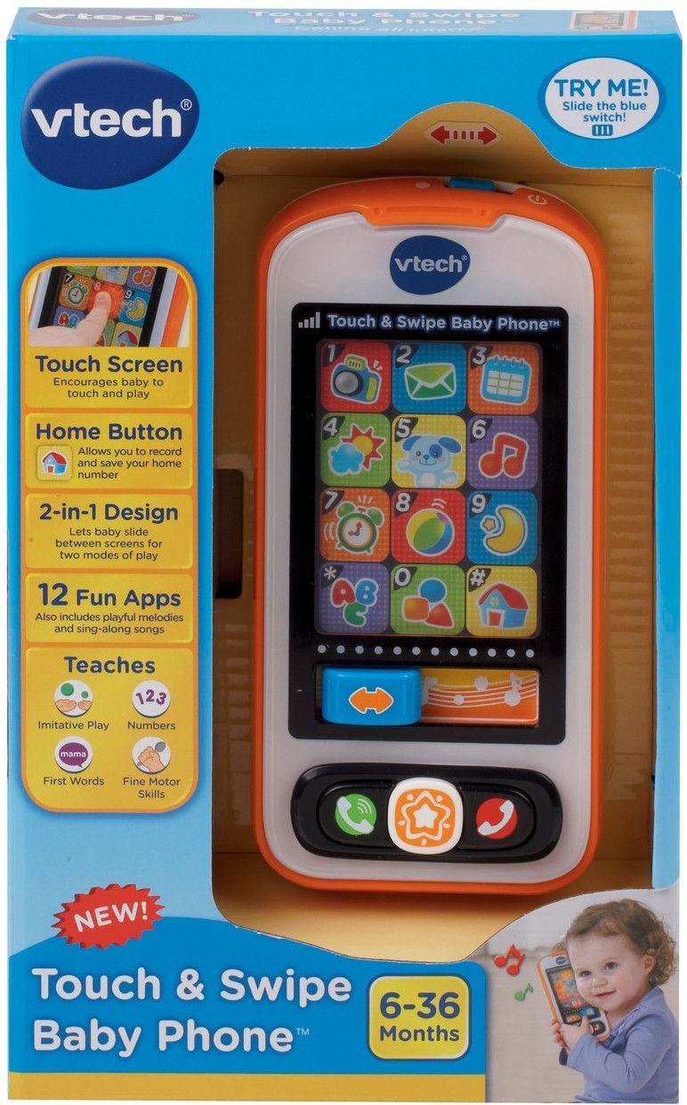 Бебешка играчка Vtech - Смарт телефон - 3