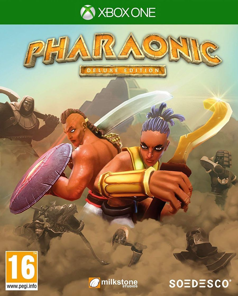 Pharaonic Deluxe Edition (Xbox One) - 1