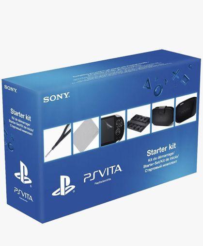 PS Vita Starter Kit - 1