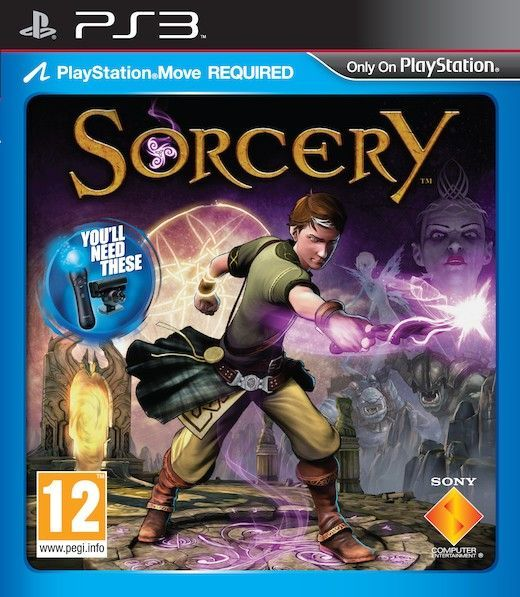 Sorcery (PS3) - 1