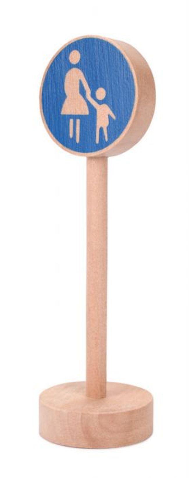 Комплект детски играчки Pino - Пътни знаци - 3