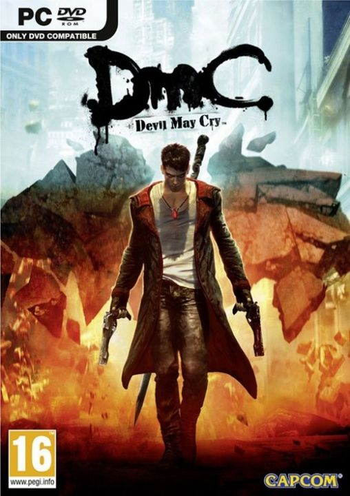 DmC Devil May Cry (PC) - 1