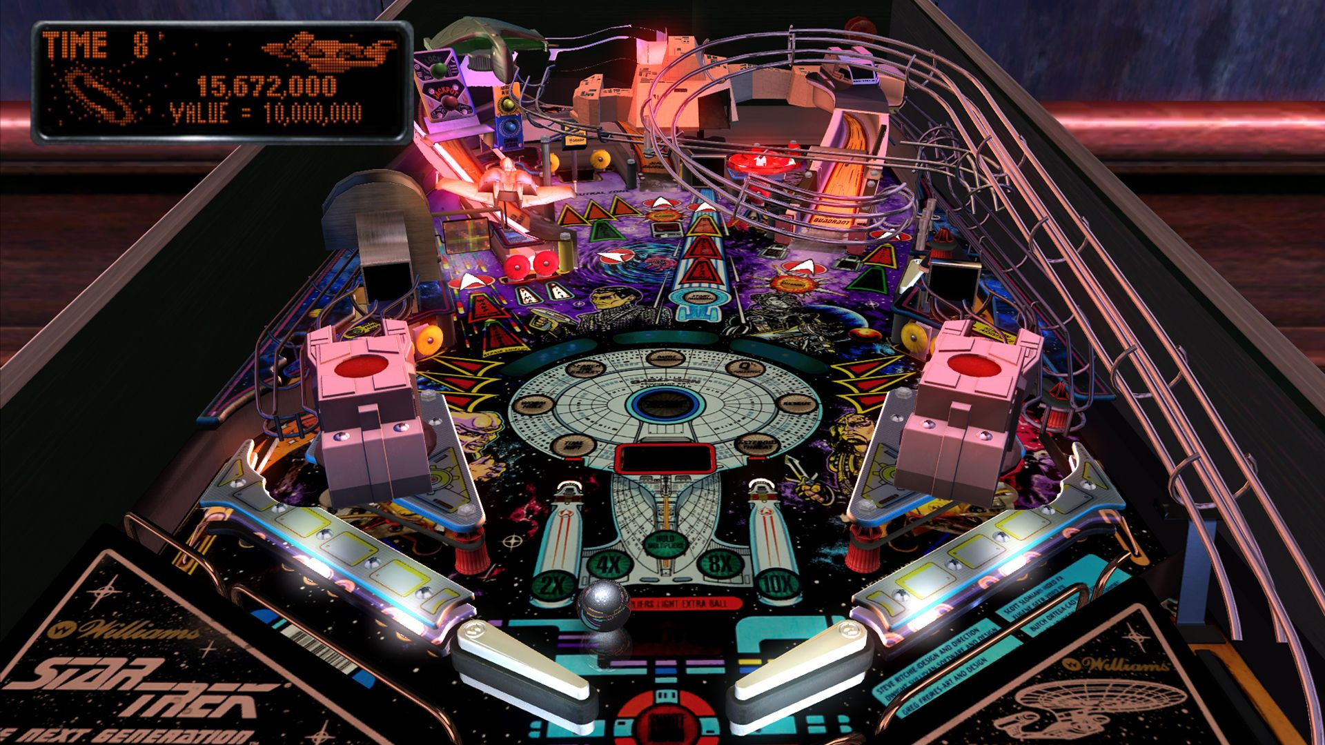 Pinball Arcade Season 2 (PS4) - 2