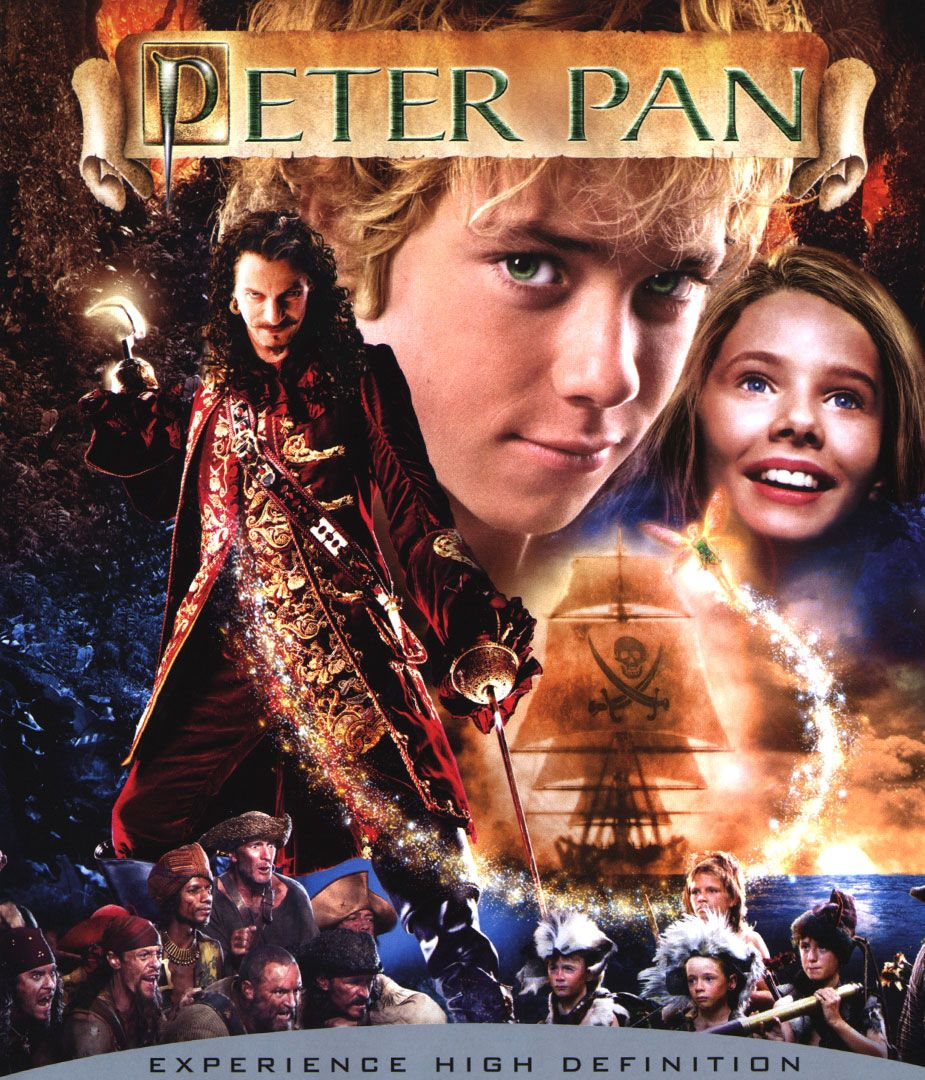 Питър Пан (Blu-Ray) - 1