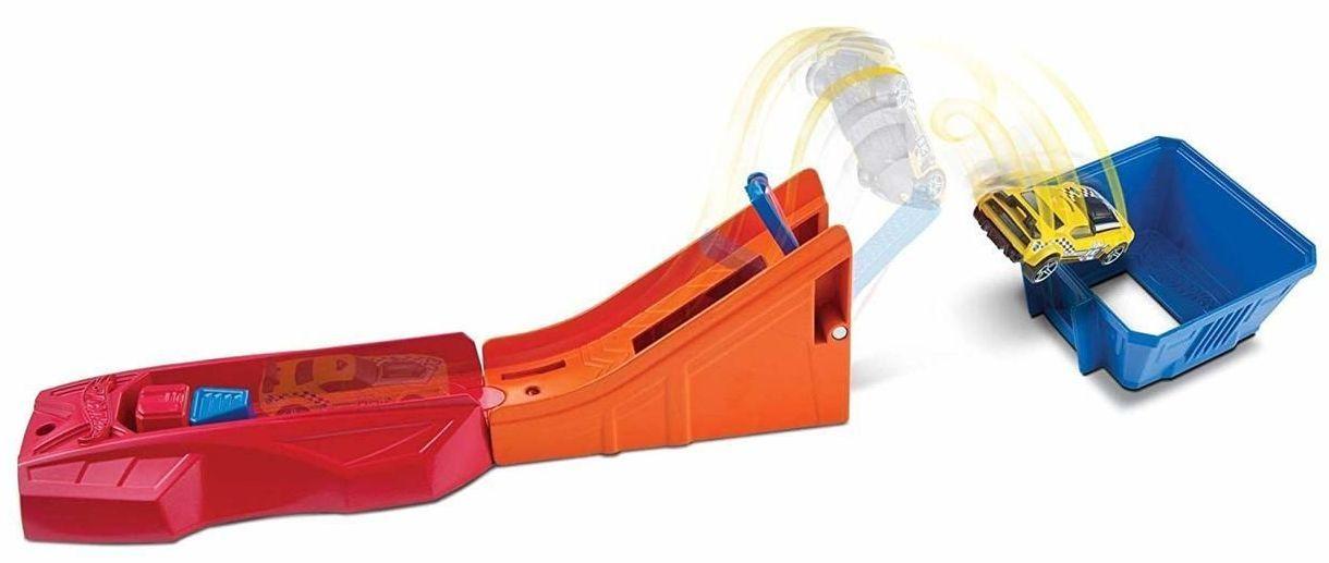 Писта с количка Hot Wheels Action - Flip Ripper - 3