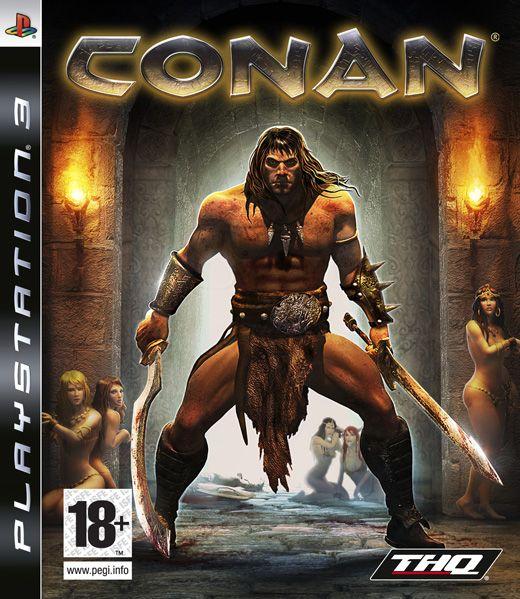 Conan (PS3) - 1