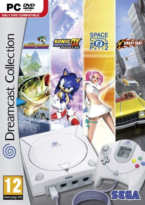 Dreamcast Collection (PC) - 1