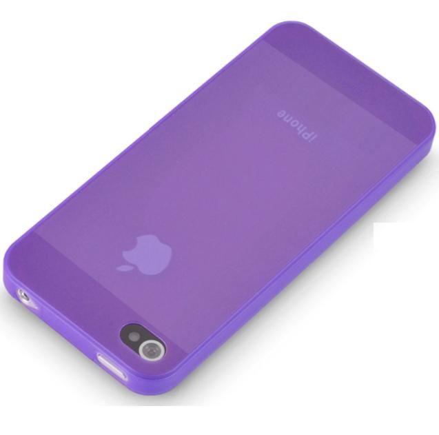 Pinlo Slice 3 за iPhone 5 -  лилав - 3