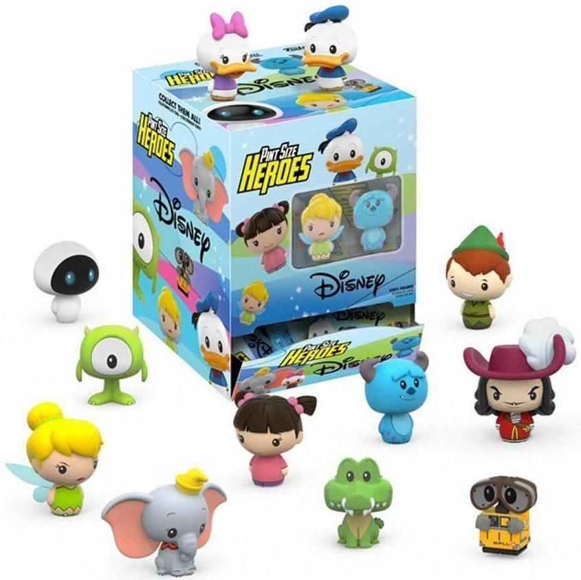 Мини фигура Funko: Heroes: Disney Series 2 - Mystery Mini Blind Box - 1