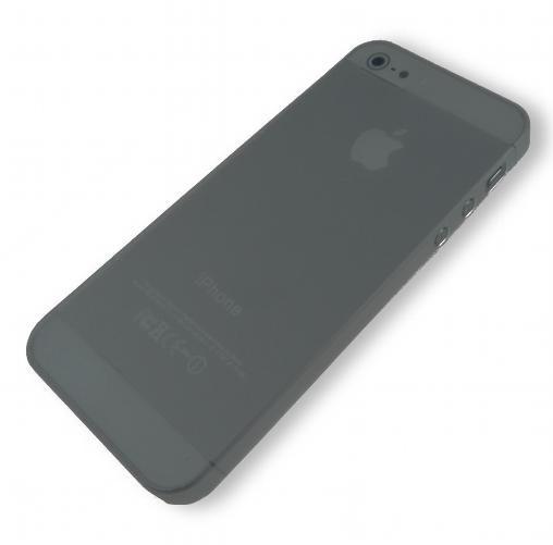 Pinlo Slice 3 за iPhone 5 -  черен - 1