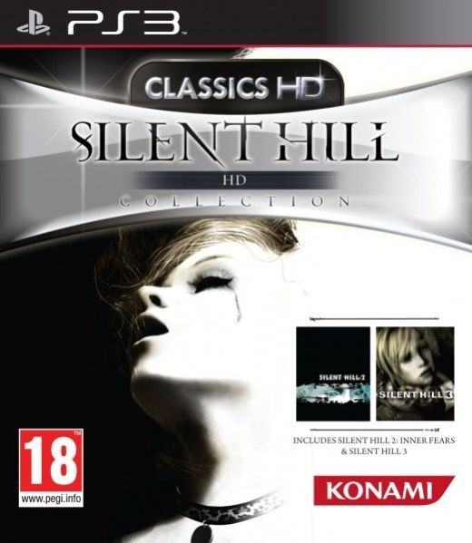 Silent Hill HD Collection (PS3) - 1