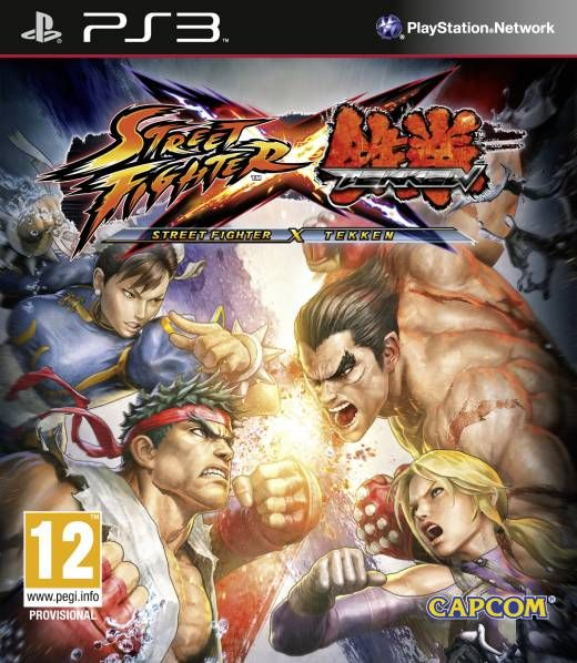 Street Fighter X Tekken (PS3) - 1