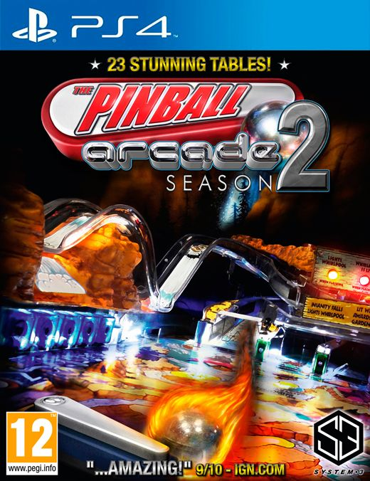 Pinball Arcade Season 2 (PS4) - 1