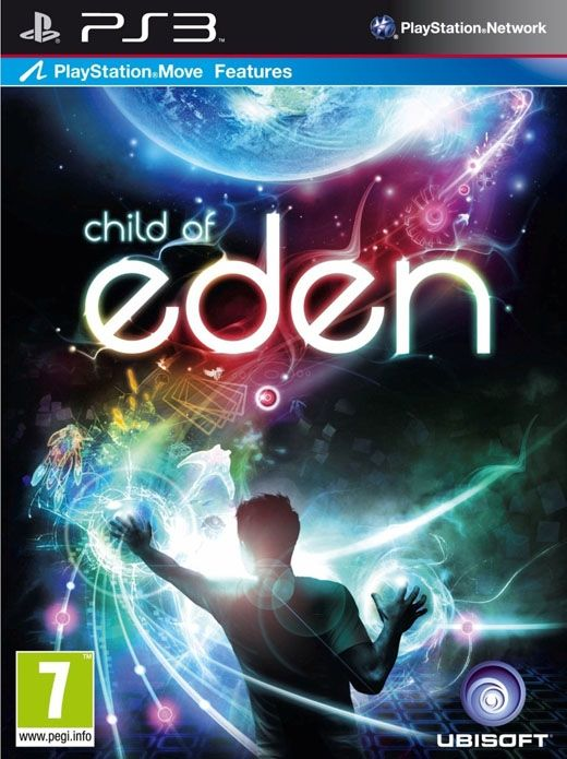 Child of Eden (PS3) - 1