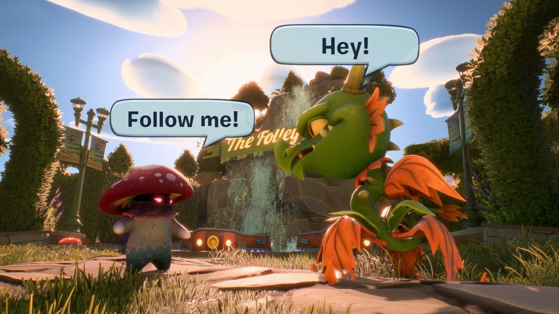 Plants vs. Zombies: Battle for Neighborville (PS4) - 5