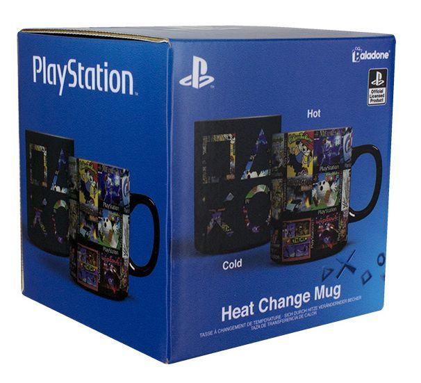 Чаша с термо ефект Playstation - 2
