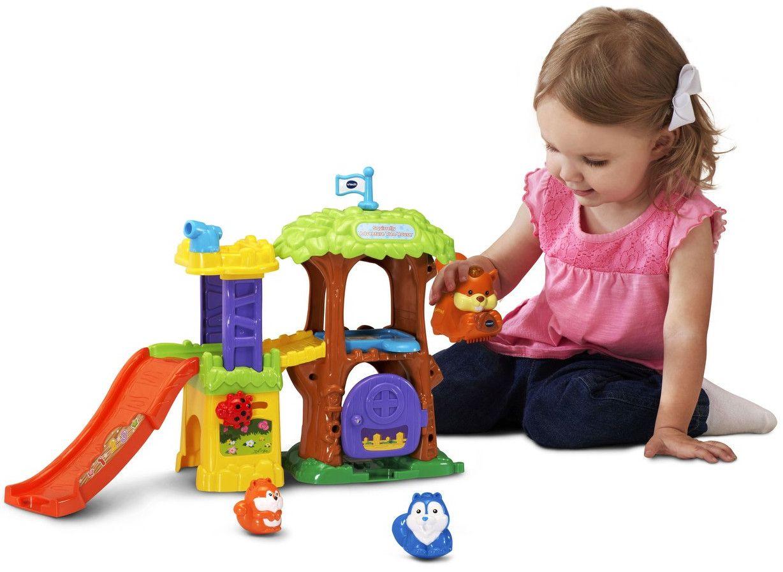 Детски комплект Vtech - Площадка с животни - 6