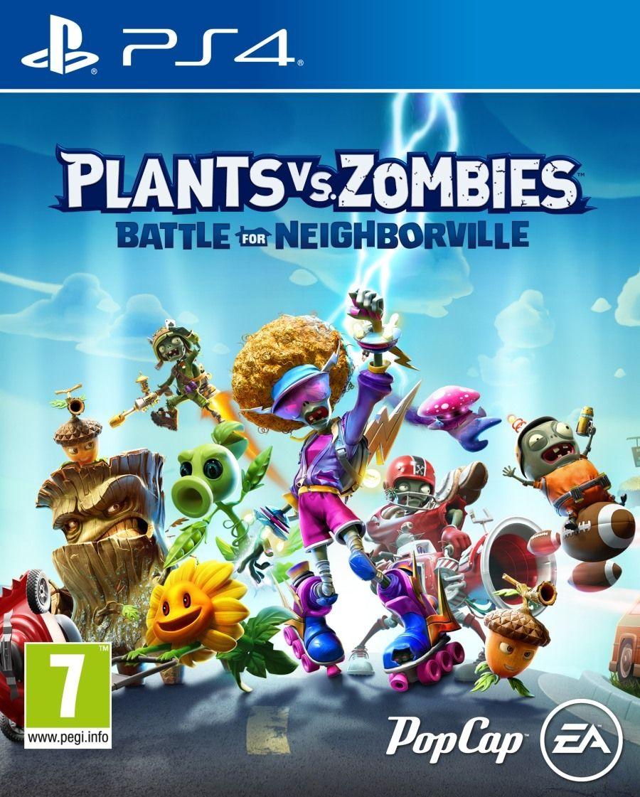 Plants vs. Zombies: Battle for Neighborville (PS4) - 1