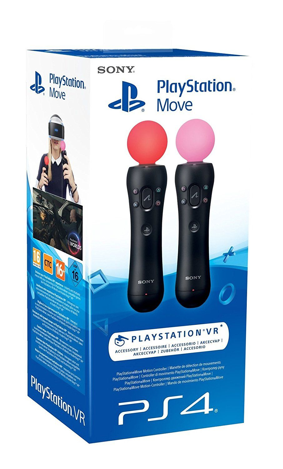 PlayStation Move Twin Pack - 1