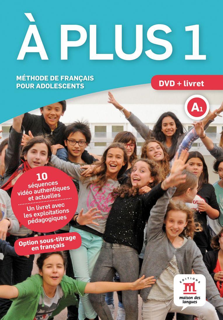 À plus 1 · Nivel A1 Pack DVD - 1