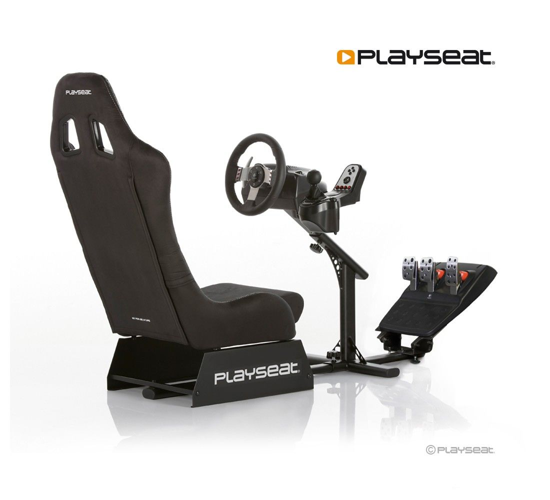 Playseat Evolution Alcantara - 4