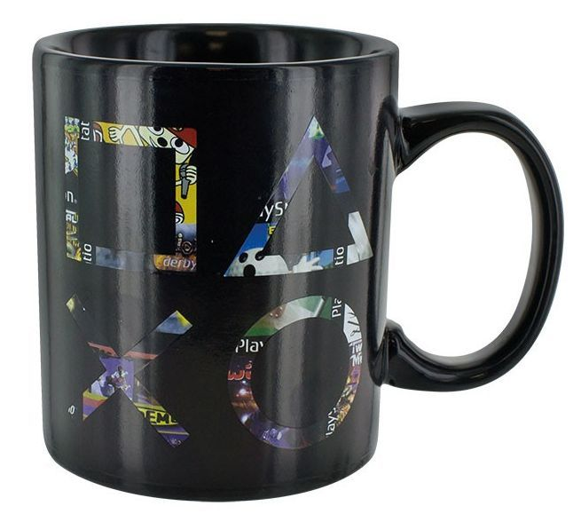 Чаша с термо ефект Playstation - 1