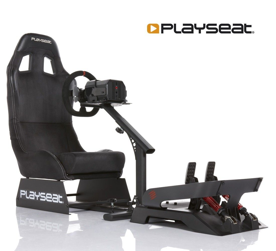 Playseat Evolution Alcantara - 7