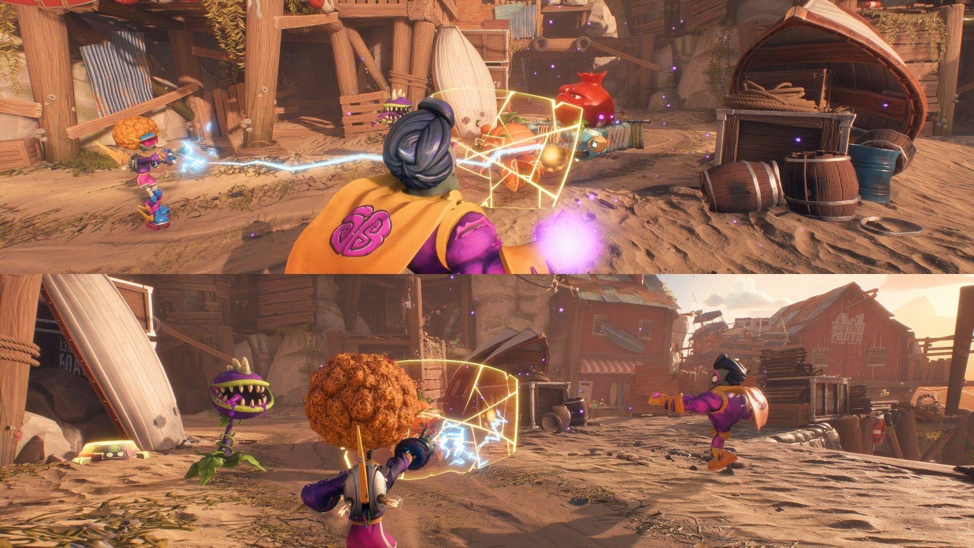 Plants vs. Zombies: Battle for Neighborville (PS4) - 2