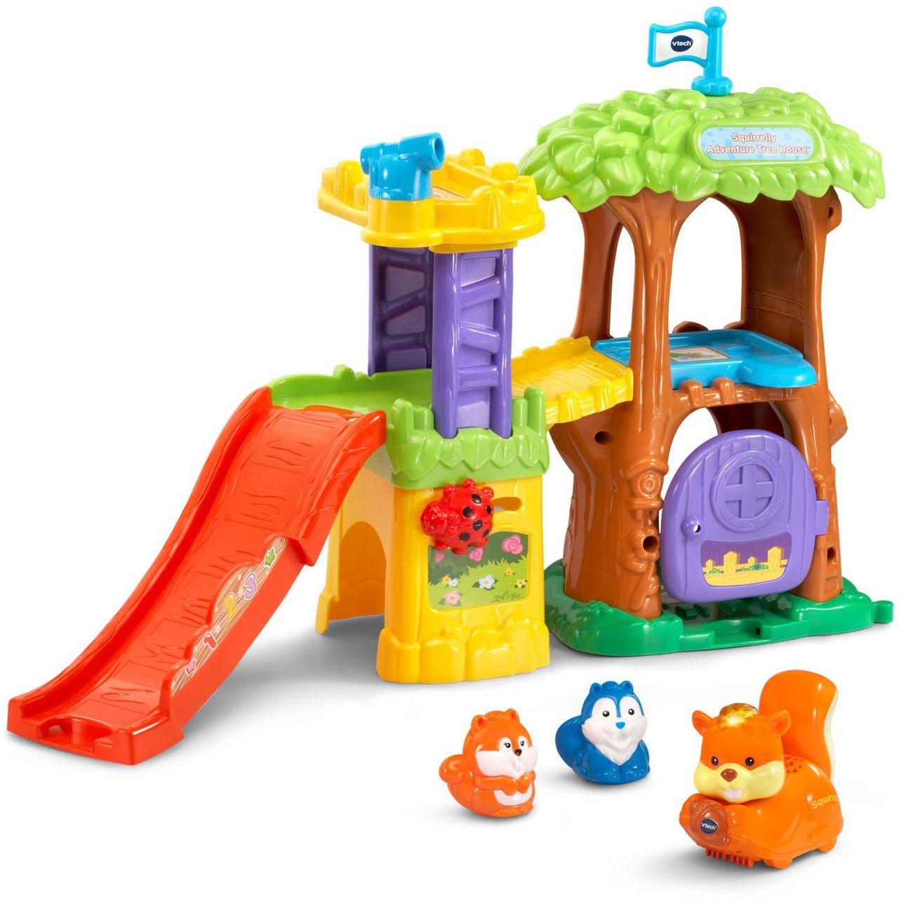 Детски комплект Vtech - Площадка с животни - 1