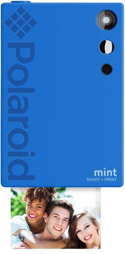 Фотоапарат Polaroid Mint Camera - Blue - 1