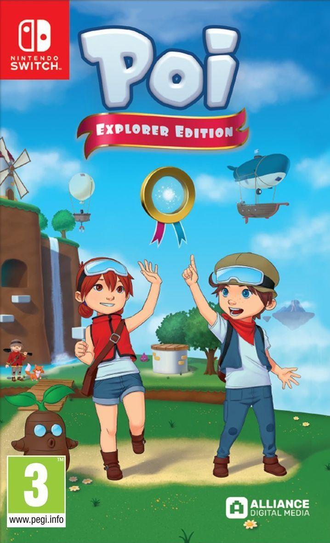 Poi Explorer Edition (Nintendo Switch) - 1