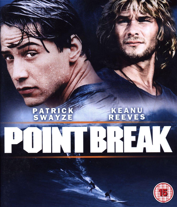 Point Break (Blu-Ray) - 1
