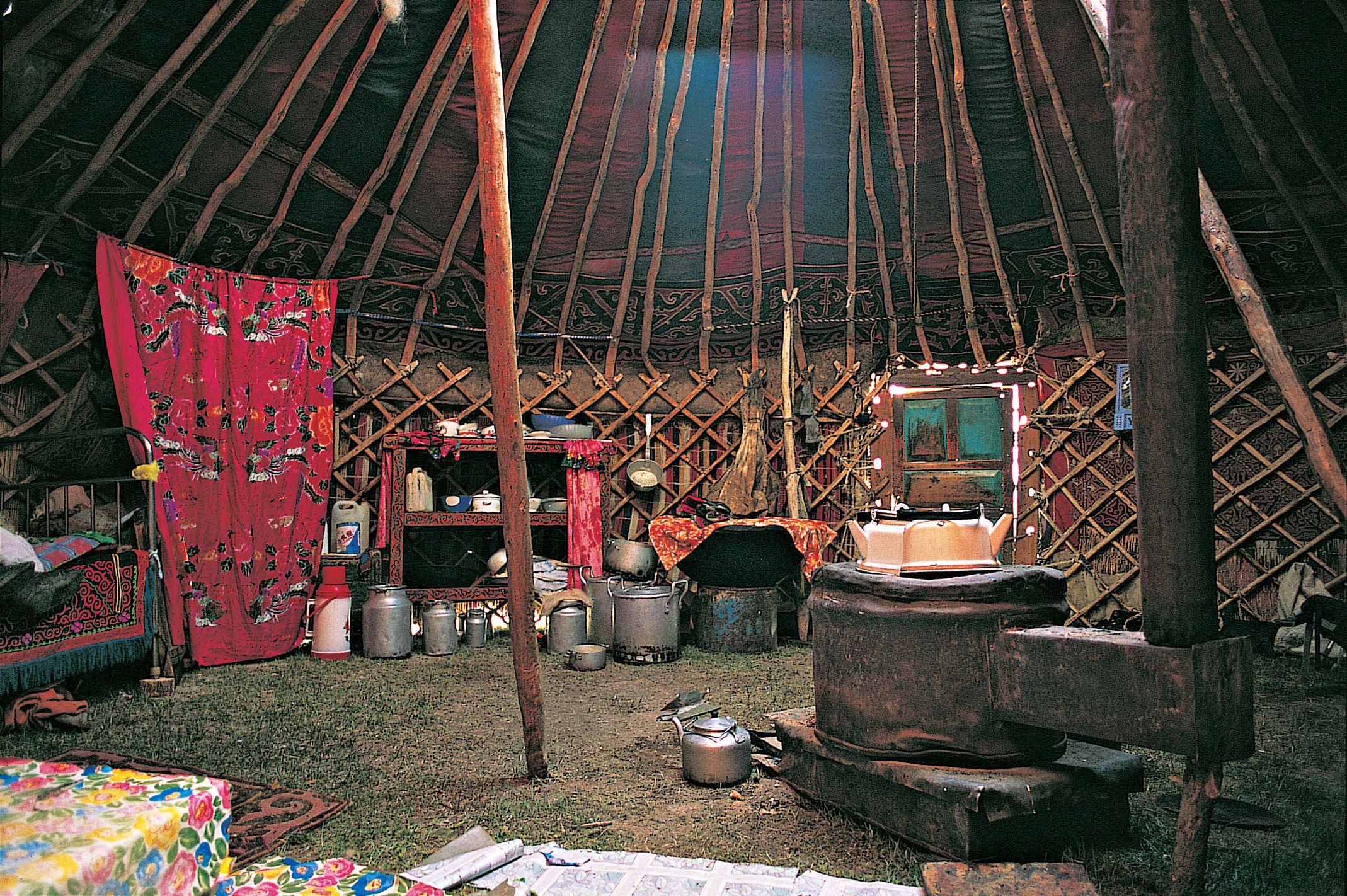 Под юртите на Монголия със синовете на степта - 7
