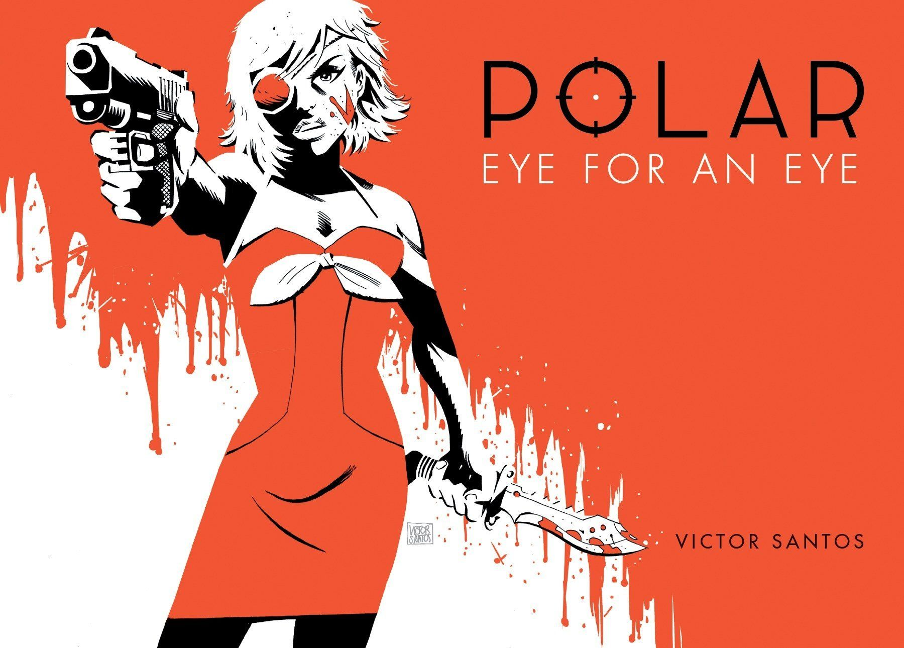Polar Volume 2 Eye for an Eye - 1