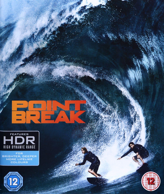 Point Break (4K UHD + Blu-Ray) - 1