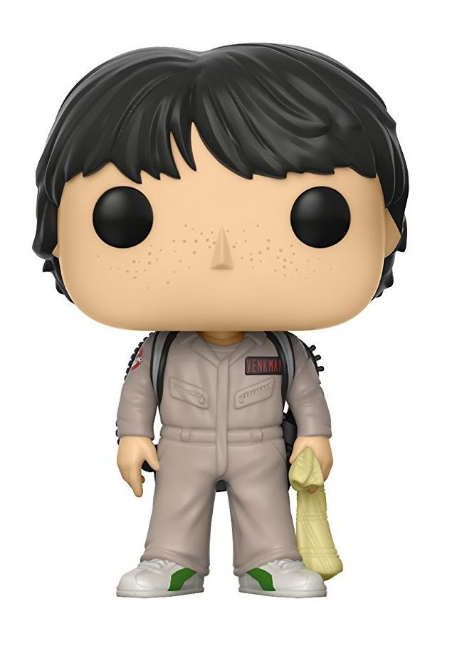 Фигура Funko Pop! Television: Stranger Things S2 - Mike Ghostbuster, #546 - 1