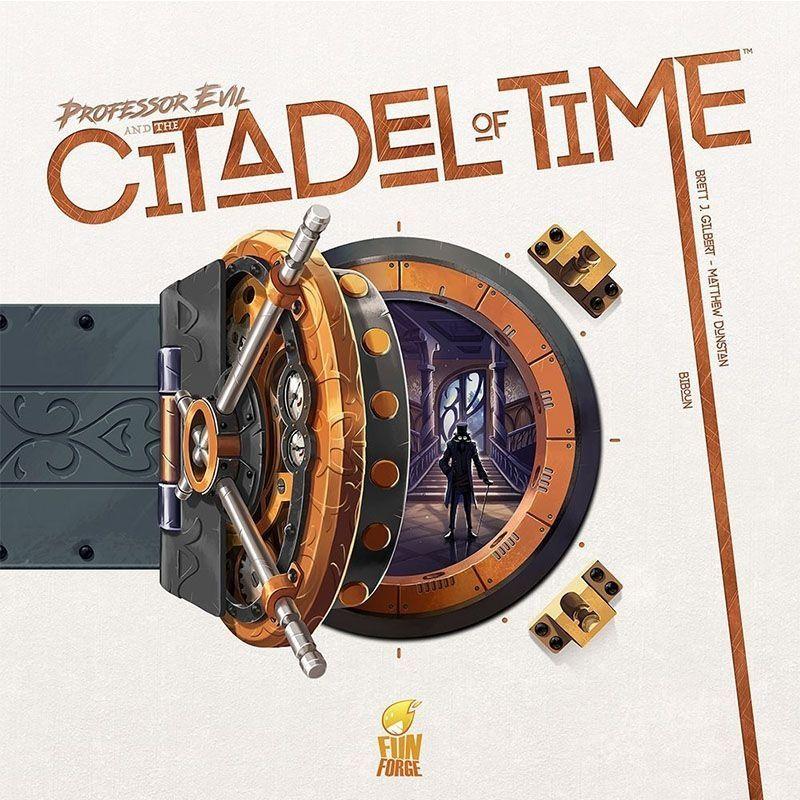 Настолна игра Professor Evil and The Citadel of Time - 4