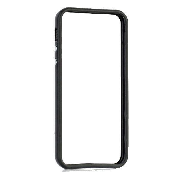 Protective Ultraslim Bumper за iPhone 5 -  лилав - 1