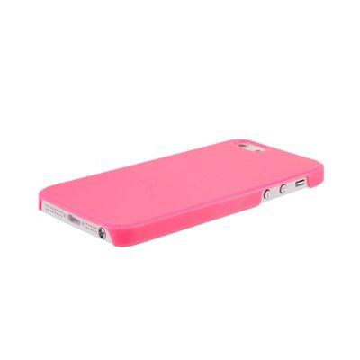 Protective Plastic Case за iPhone 5 -  розов - 3