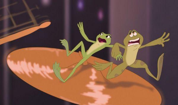 Принцесата и жабокът (Blu-Ray) - 10