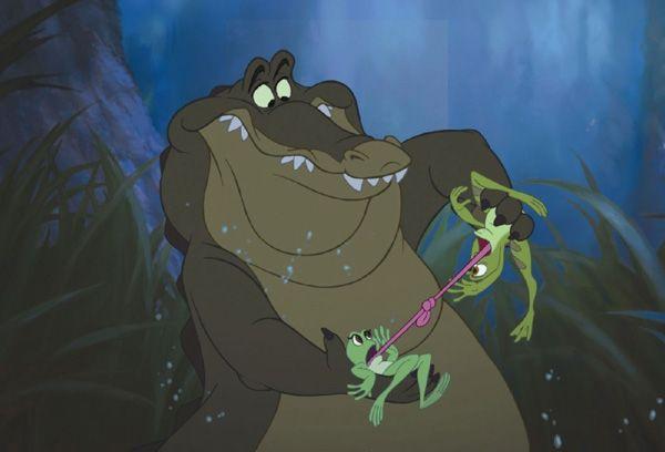 Принцесата и жабокът (Blu-Ray) - 12
