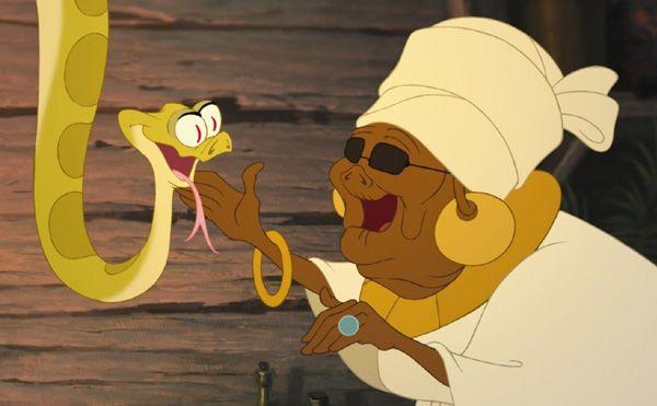 Принцесата и жабокът (Blu-Ray) - 7