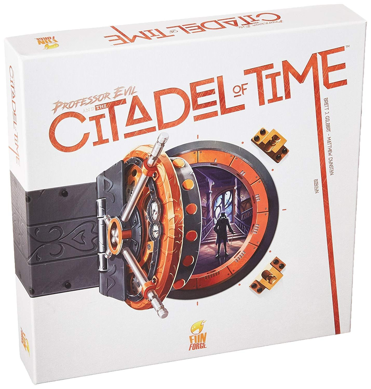 Настолна игра Professor Evil and The Citadel of Time - 1