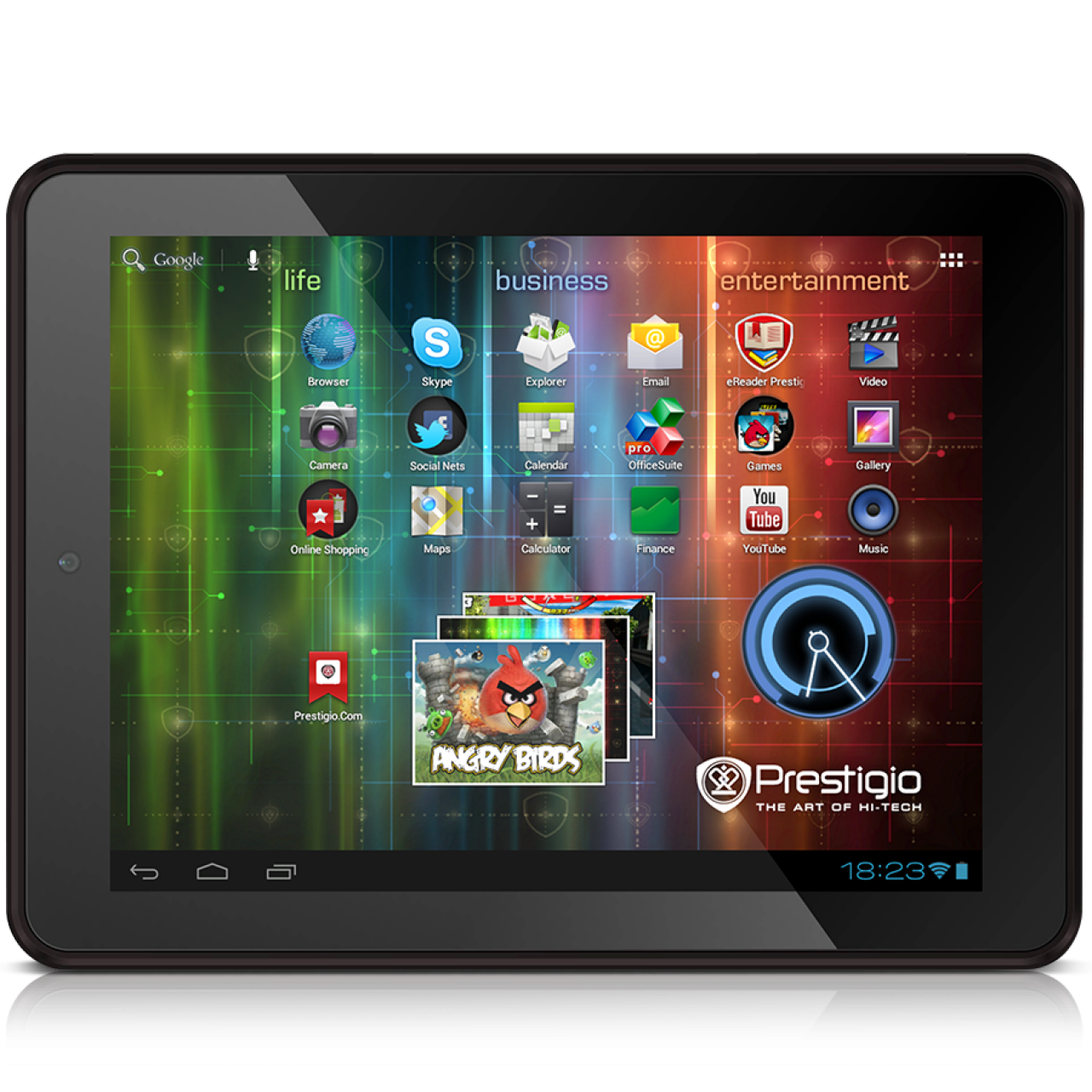 Prestigio MultiPad 8.0 Pro Duo - 3