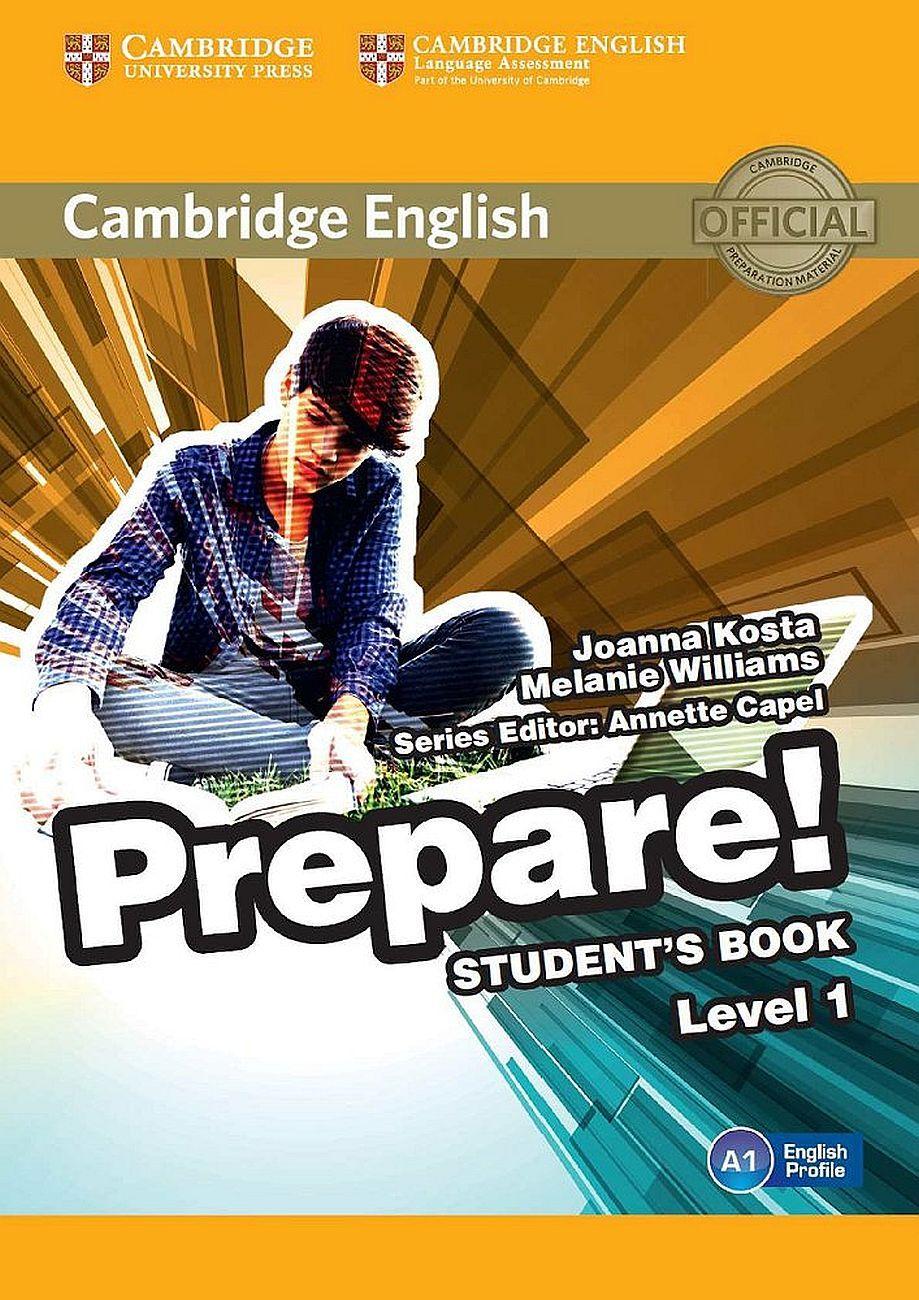 Prepare! 1 Student's Book: Английски език - ниво А1 (учебник) - 1