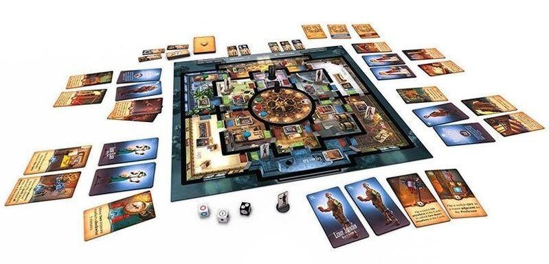 Настолна игра Professor Evil and The Citadel of Time - 2