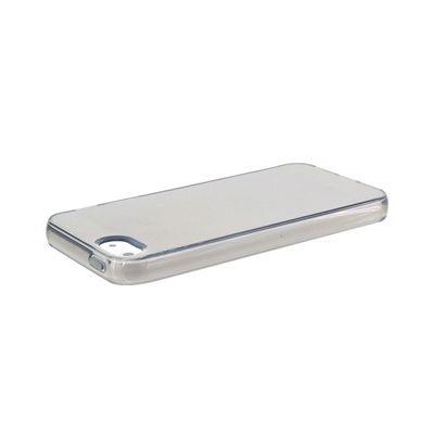 Protective Translucent TPU Case за iPhone 5 -  прозрачен - 3