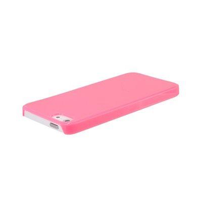 Protective Plastic Case за iPhone 5 -  розов - 2