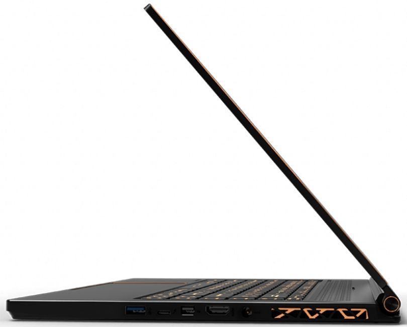 Гейминг лаптоп MSI GS65 Stealth 8SE - 4