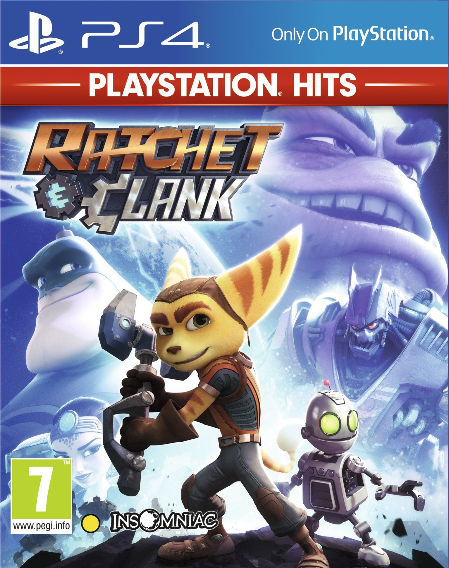 Ratchet & Clank (PS4) - 1